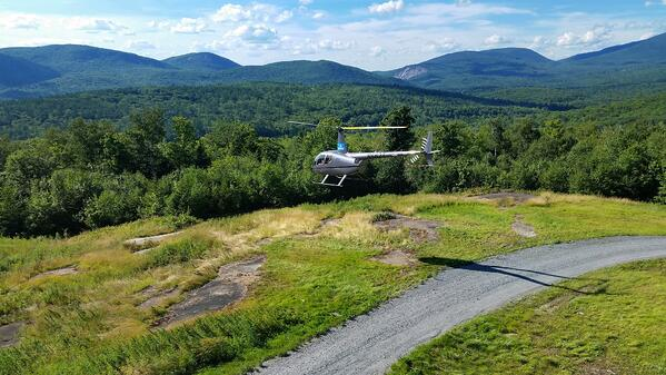 White Mountains Helicopter Tours