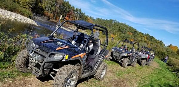 Spring ATV Tours