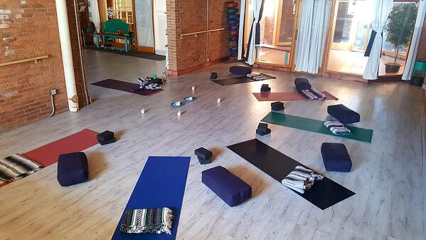 Yoga Studio Lincoln