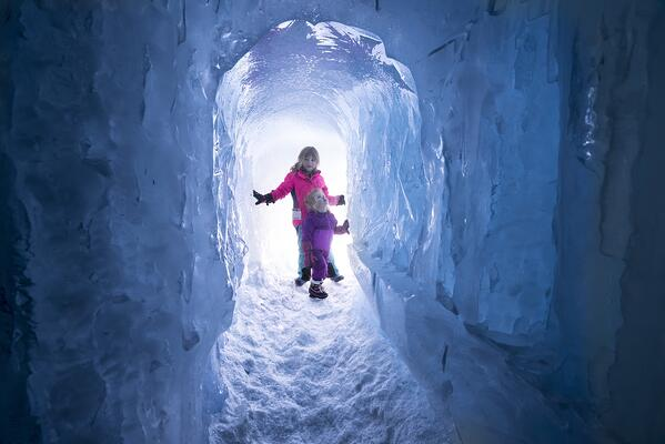 ice castles in lincoln nh