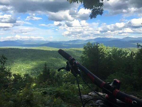 parker mountain bike trails