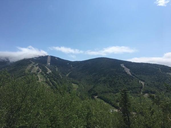 Cannon Mountain Spring