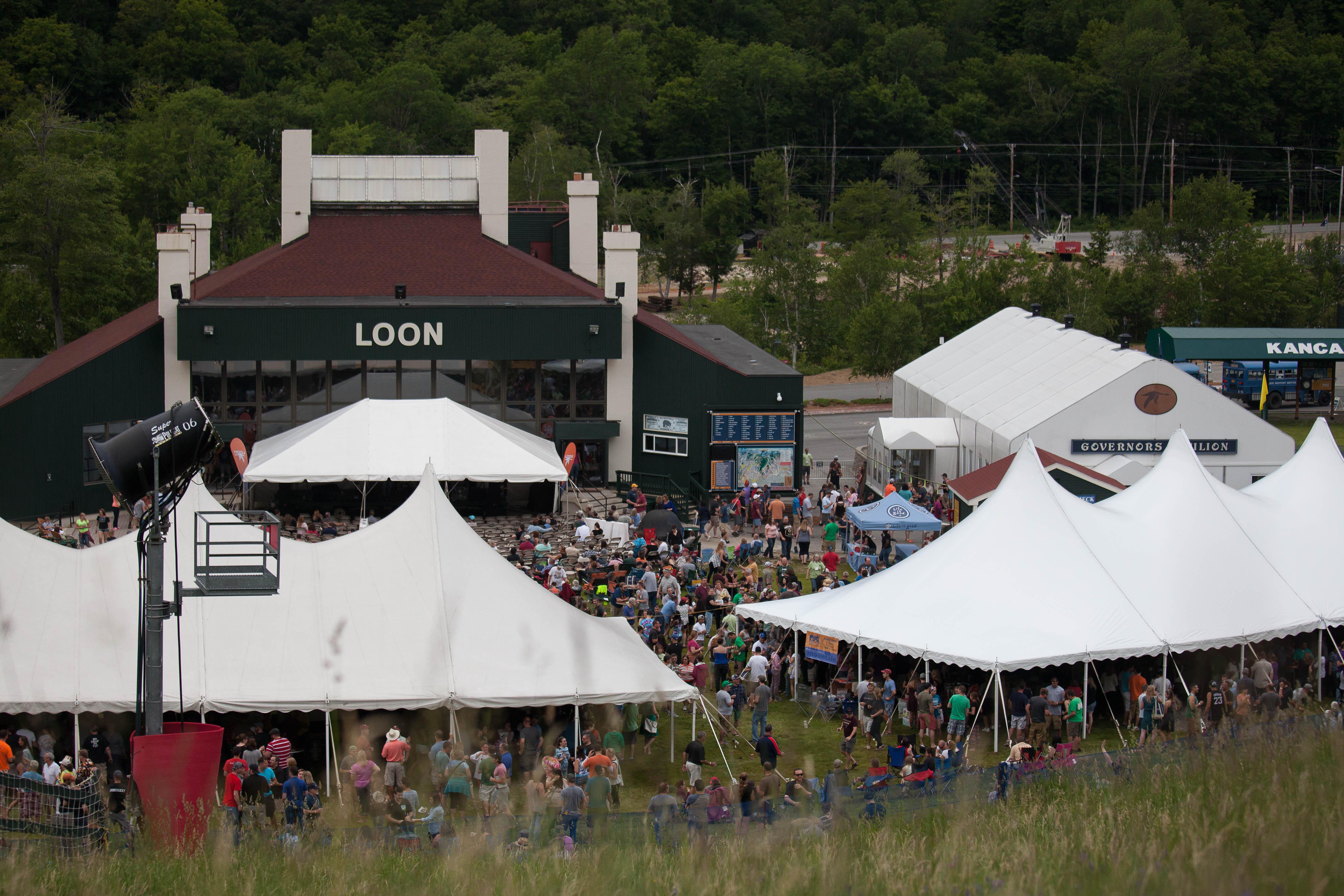 Loon Mountain Brewfest