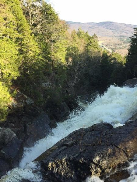 Georgiana Falls View