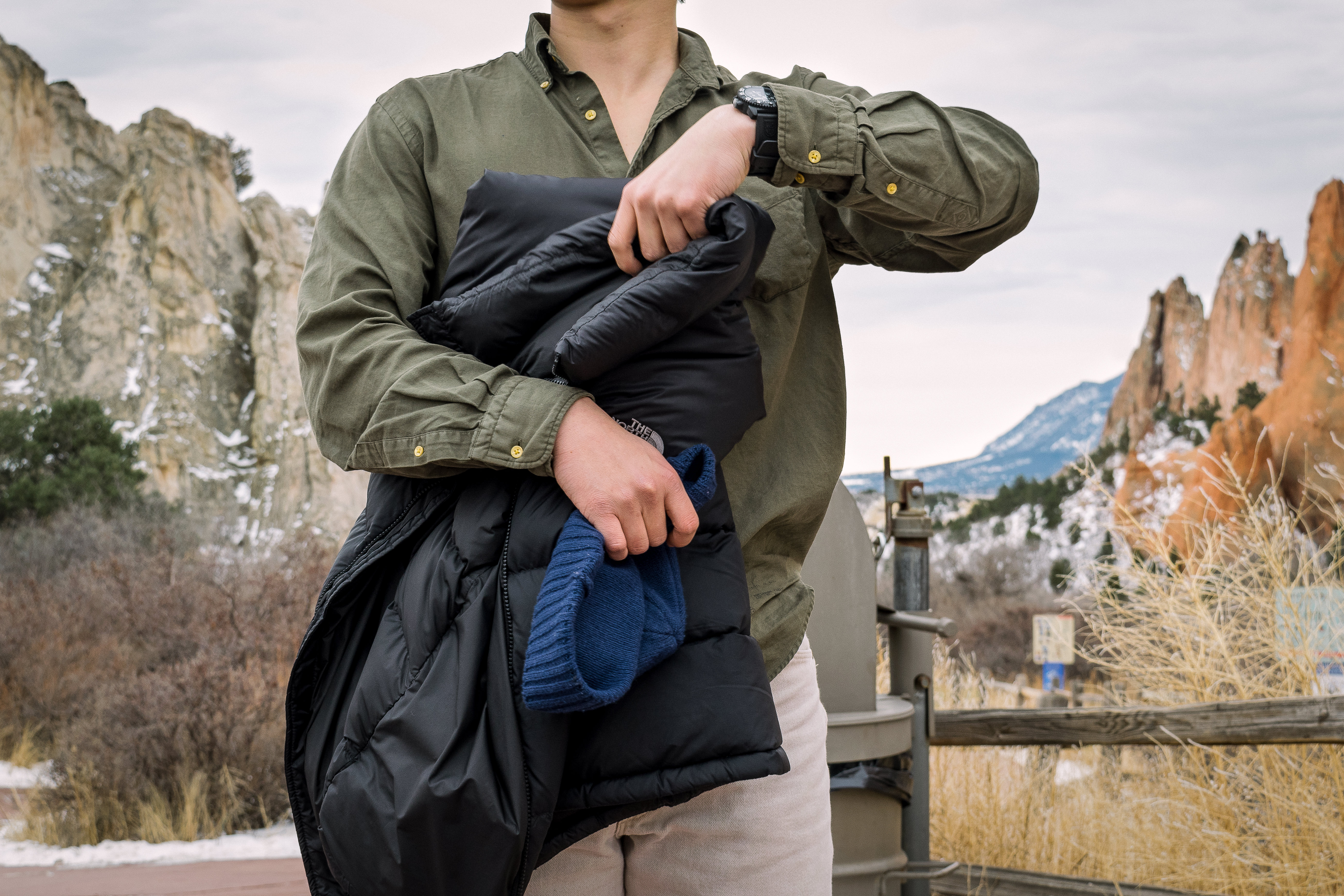 Hiking-Vest