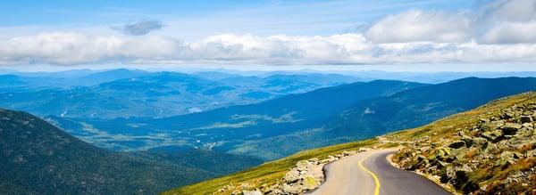White Mountain Roads