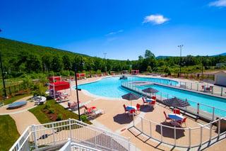 riverwalk outdoor pool