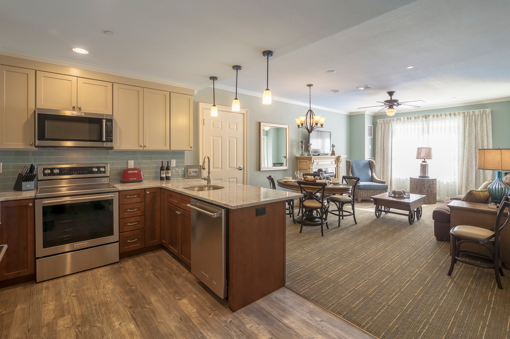 Kitchen Suites