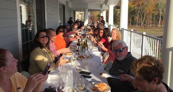Wine Festival Feast