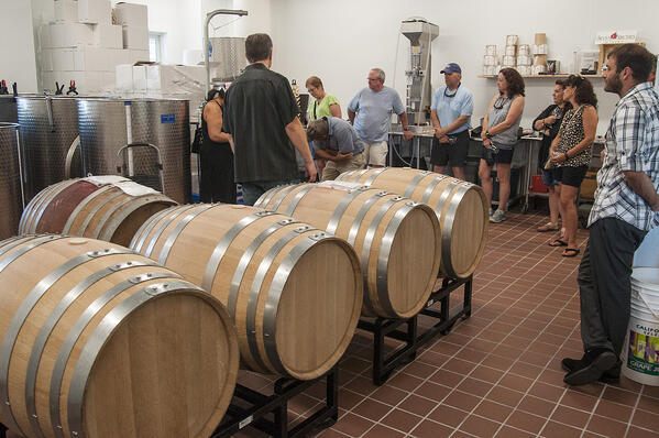 Winery Brewery Tours