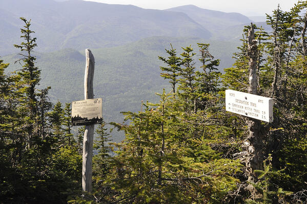 Advanced Hikes - White Mountains