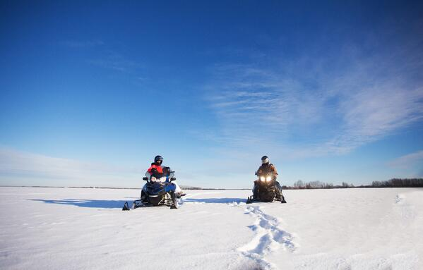Snowmobiling New Hampshire