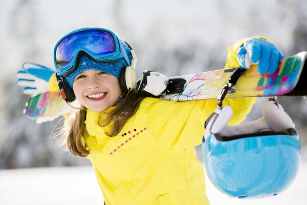 Skiing White Mountains