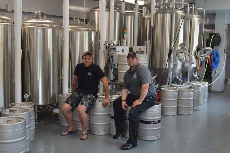 backyard brewery