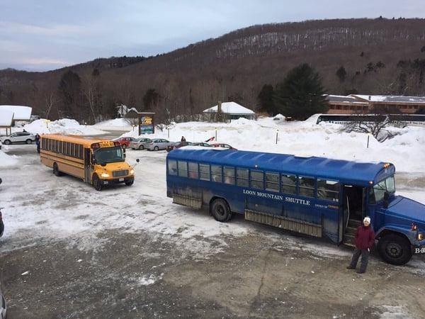 loon shuttle bus
